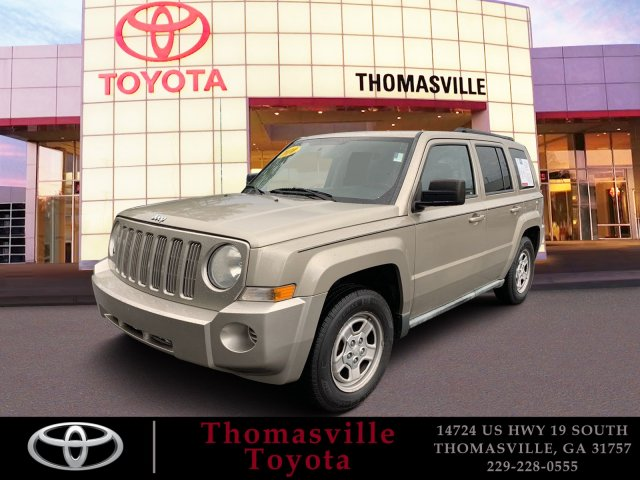 Pre-Owned 2010 JEEP PATRIOT