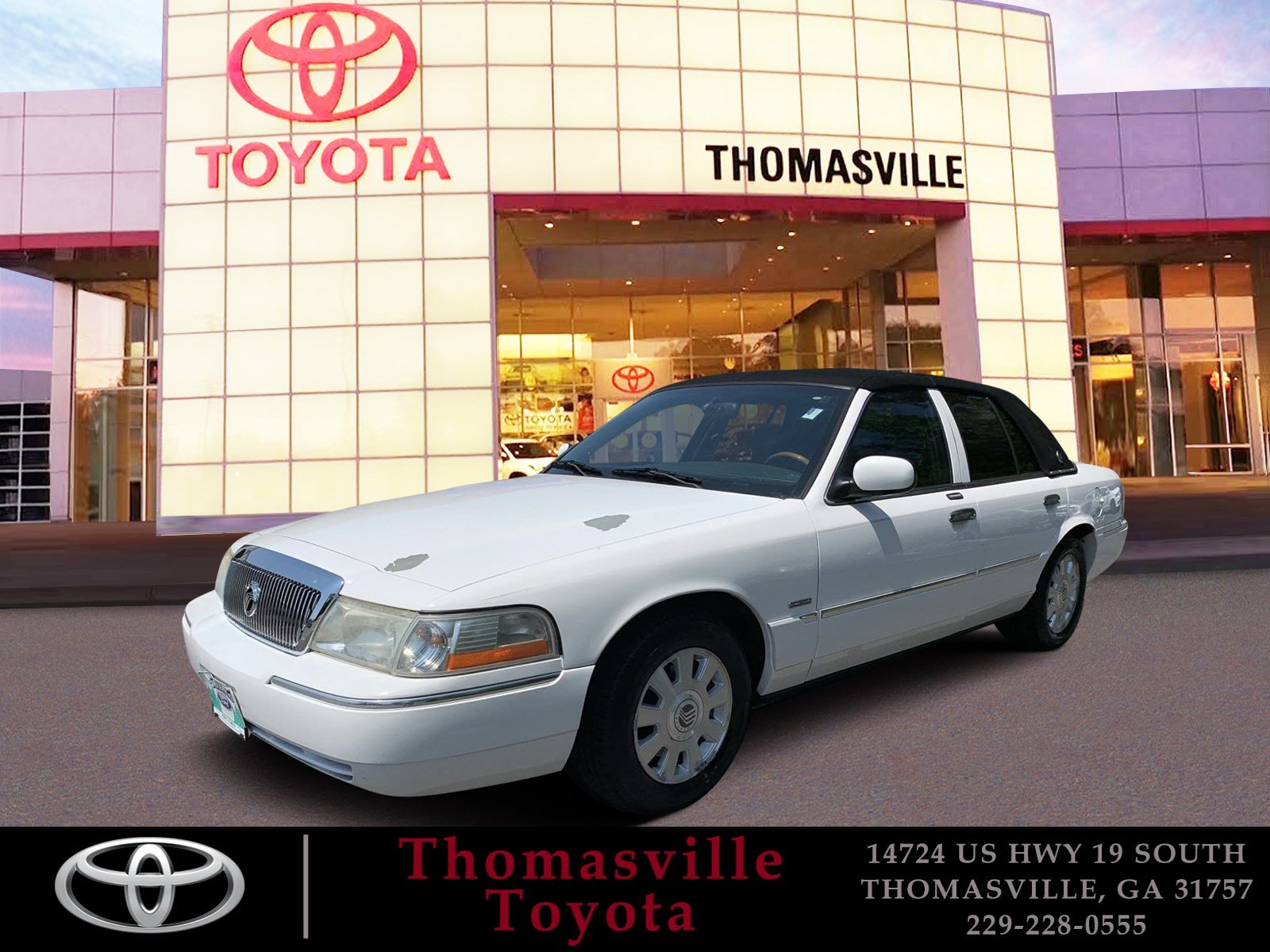 Pre-Owned 2004 MERCURY GRAND MARQUIS LS