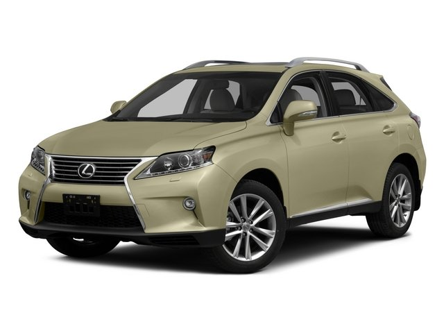 Pre-Owned 2015 LEXUS RX350 350