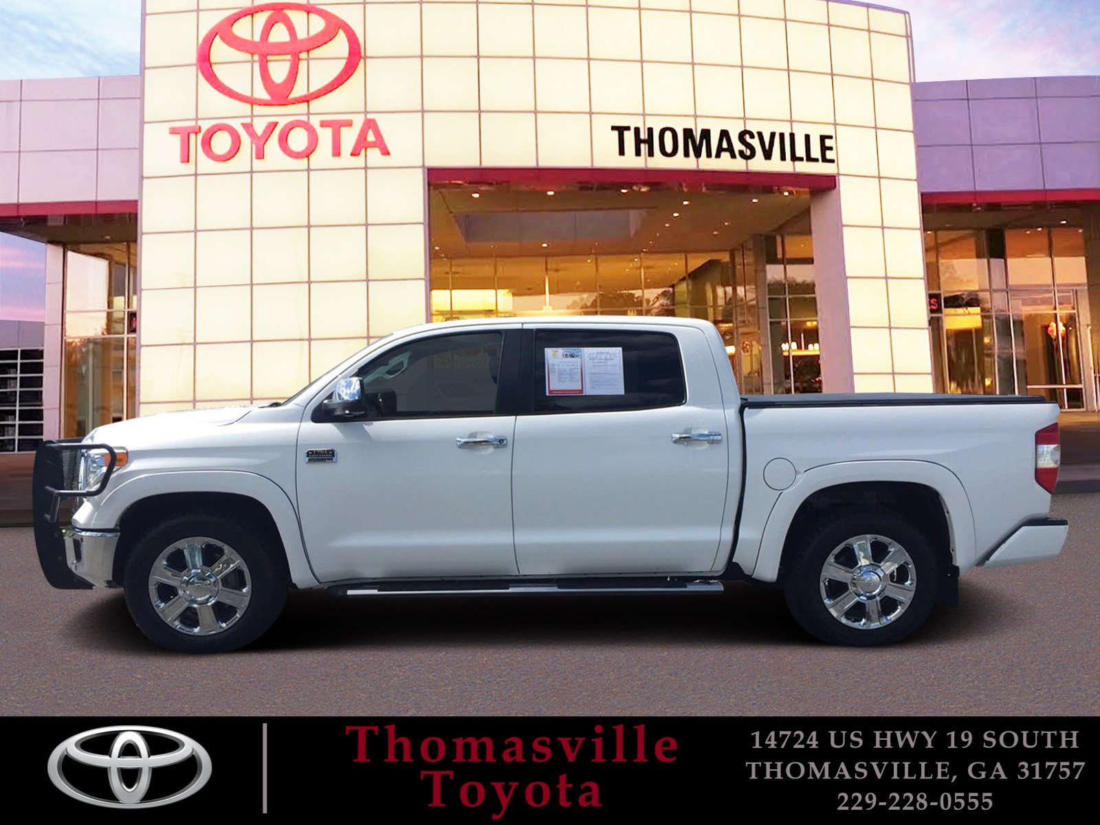 Pre Owned 2017 Toyota Tundra 1794