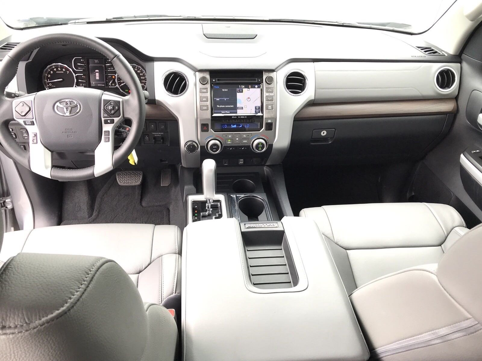 New 2018 Toyota Tundra Limited Standard Bed In Thomasville 17482 Need Wiring Diagram From Radio Harness2002ls430radio2jpg