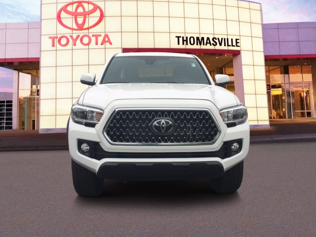 New 2019 TOYOTA TACOMA TRD Off Road Double Cab 5' Bed V6 MT (Natl)