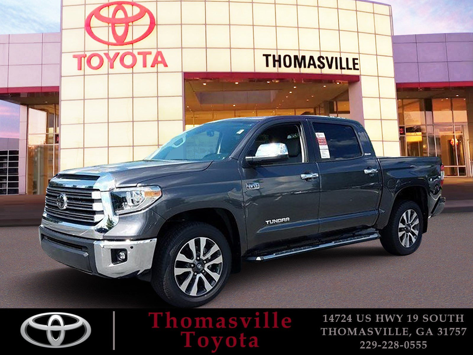 New 2018 TOYOTA TUNDRA LIMITED Short Bed in Thomasville