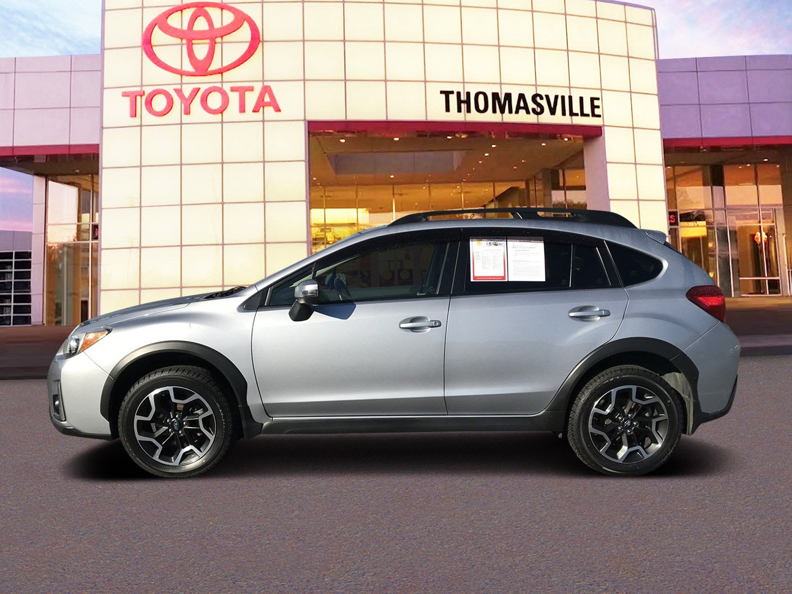 Pre Owned 2016 Subaru Xv Crosstrek 2 0i Limited
