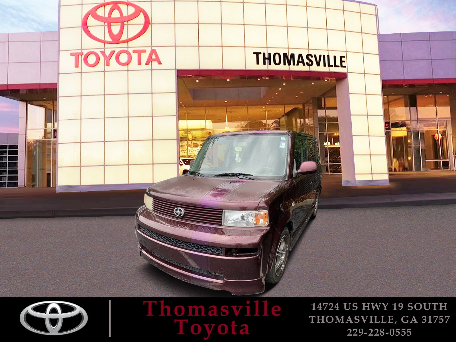 Pre-Owned 2006 SCION XB