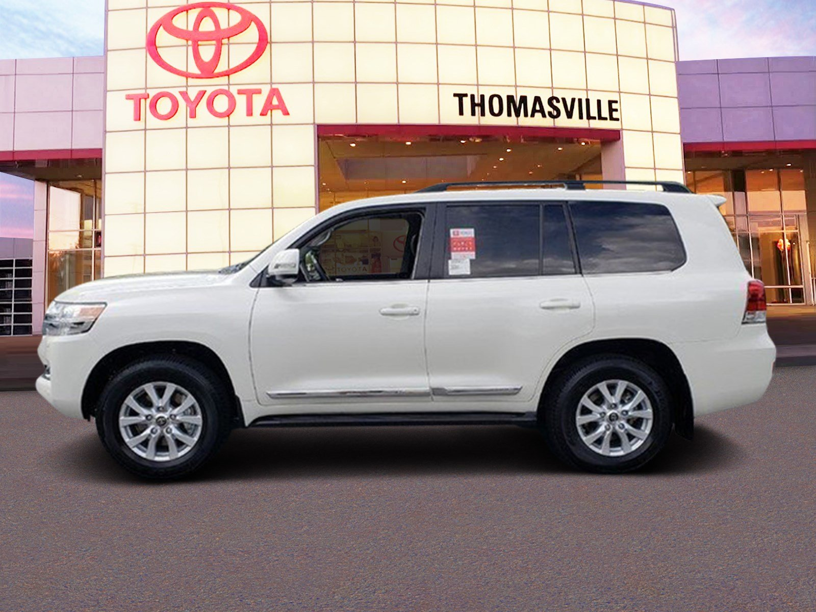 New 2018 TOYOTA LAND CRUISER 4WD SUV V8 Sport Utility in Thomasville