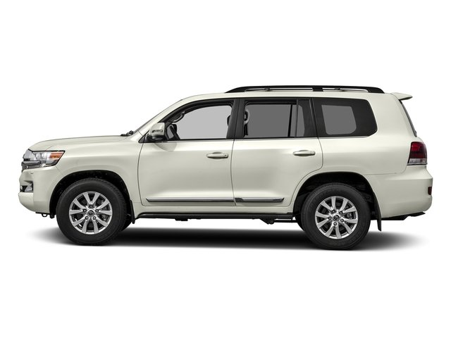 New 2018 Toyota Land Cruiser 4wd Suv V8