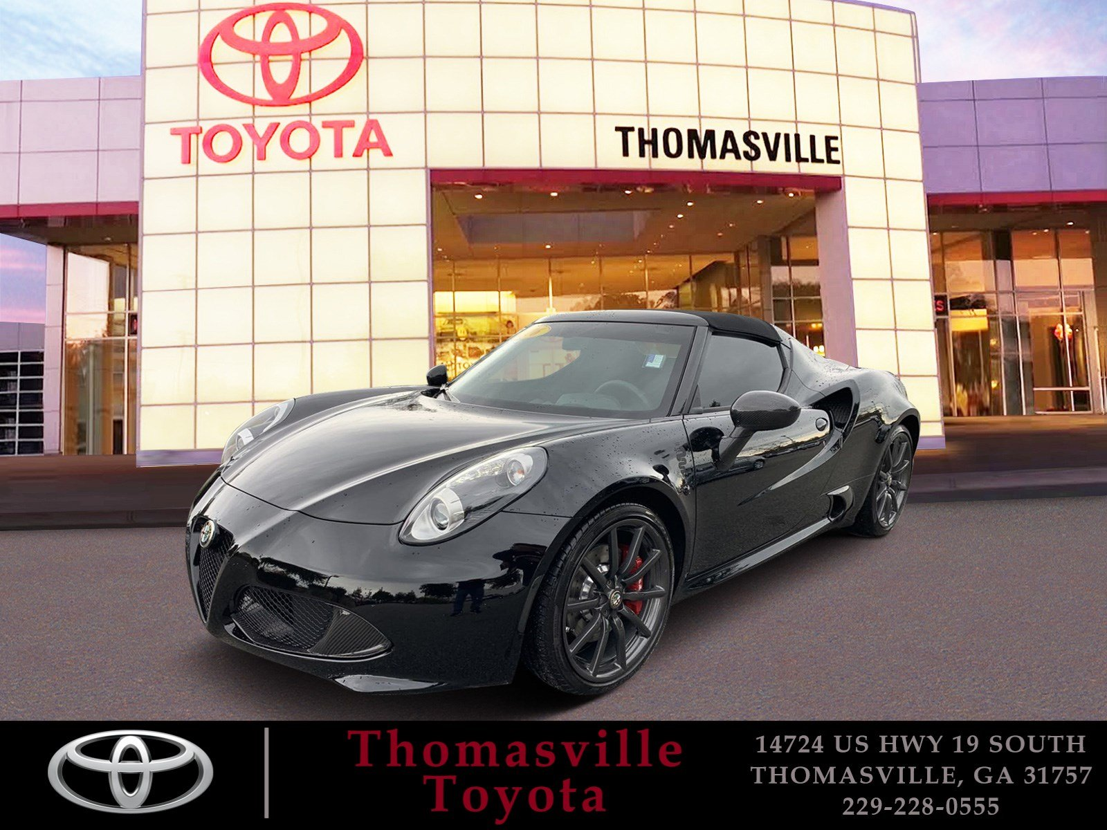 Pre-Owned 2016 Alfa Romeo 4C BASE