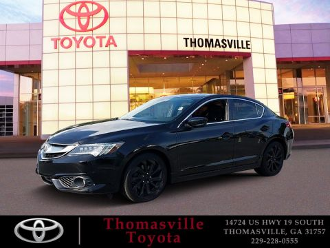 Pre-Owned 2016 Acura ILX TECH PLUS