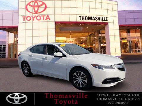 Pre-Owned 2015 Acura TLX 2.4 TECHNOLOGY