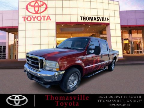 Pre-Owned 2002 FORD F-250 LARIAT