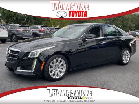 Pre-Owned 2014 CADILLAC CTS SEDAN 3.6L LUXURY