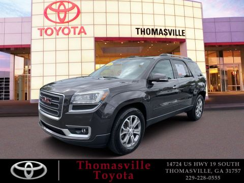 Pre-Owned 2016 GMC ACADIA SLT-2