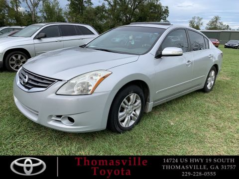Pre-Owned 2012 NISSAN ALTIMA