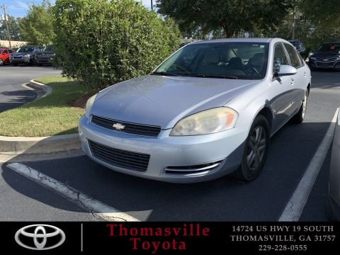Pre-Owned 2006 CHEVROLET IMPALA LS