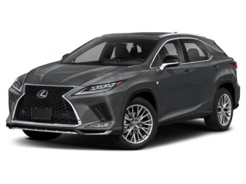 Pre-Owned 2020 LEXUS RX 350 F SPORT