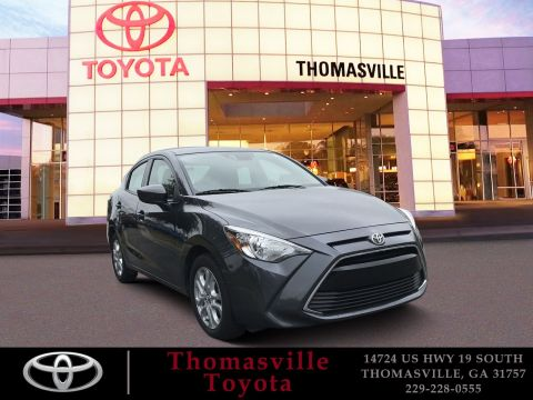 Pre-Owned 2017 TOYOTA YARIS IA 4DR SDN AUTO