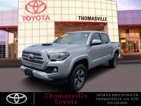 Pre-Owned 2016 TOYOTA TACOMA TRD SPORT