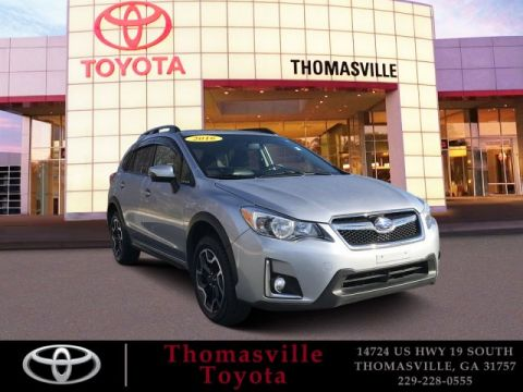 Pre-Owned 2016 SUBARU XV CROSSTREK 2.0I LIMITED