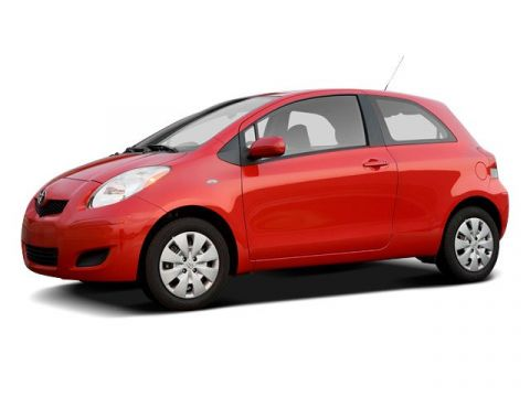 Pre-Owned 2009 TOYOTA YARIS 3DR HB AT