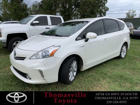 Pre-Owned 2013 TOYOTA PRIUS V FIVE