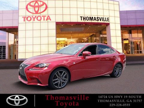 Pre-Owned 2015 LEXUS IS250 F SPORT