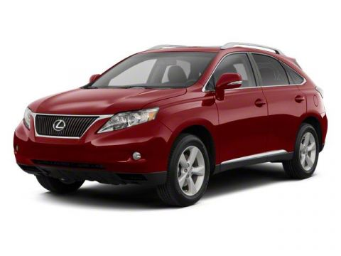 Pre-Owned 2012 LEXUS RX350 350