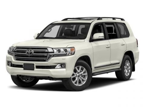 Pre-Owned 2018 TOYOTA LAND CRUISER