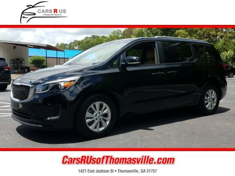 Pre-Owned 2017 KIA SEDONA LX ADV TECH